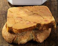 Recette terrine de foie gras au riesling