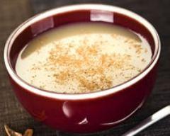 Recette soupe de pommes, cannelle et vanille