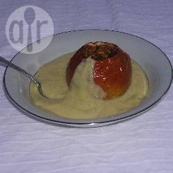 Recette pommes au four à la crème anglaise – toutes les recettes ...