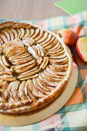 Recette de tarte aux pommes classique