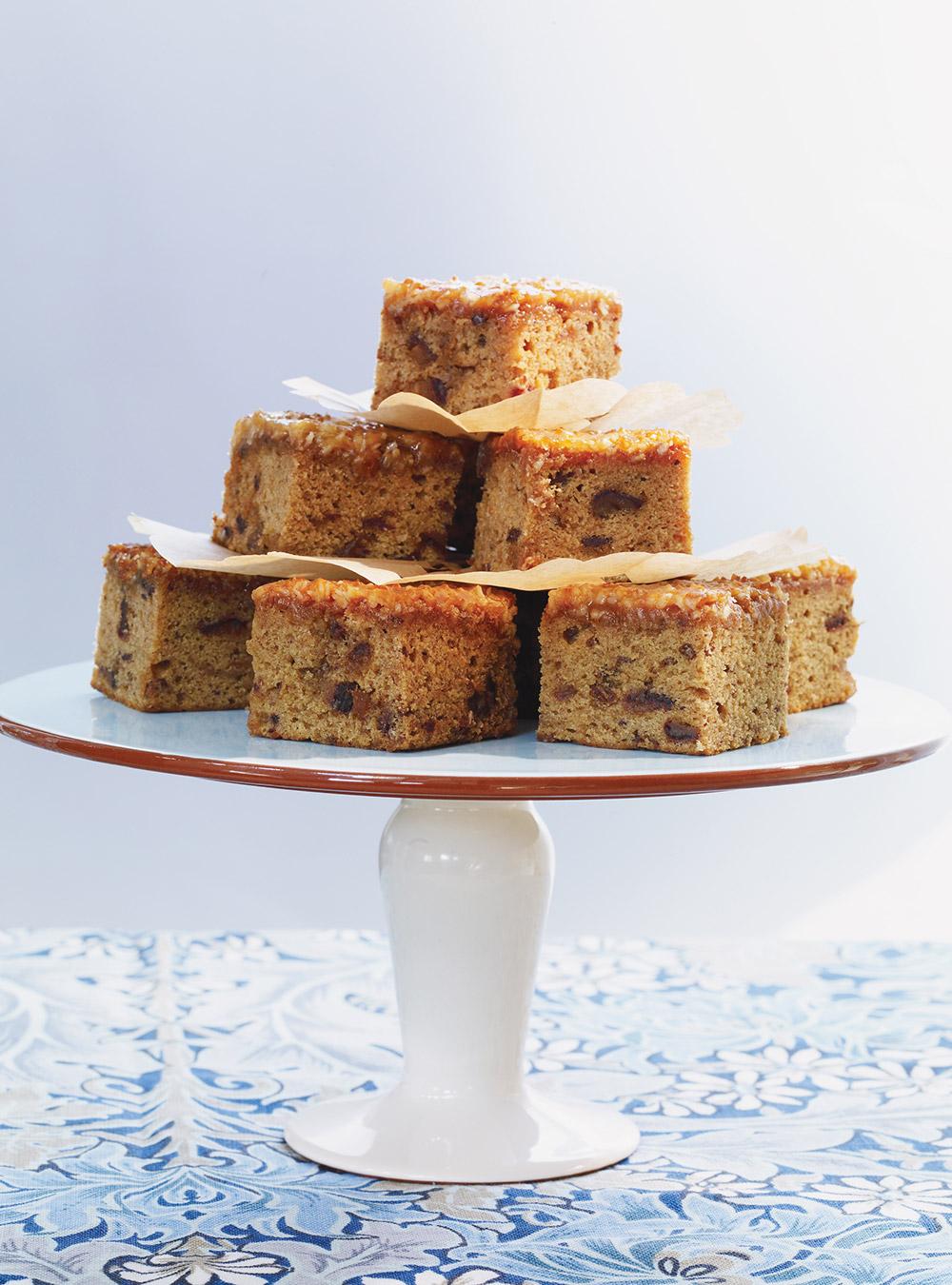 Gâteau reine élisabeth | ricardo