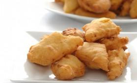 Beignets de patates douces pour 4 personnes