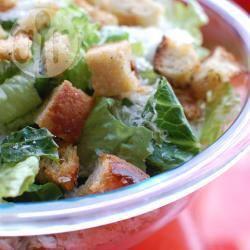 Recette salade césar – toutes les recettes allrecipes