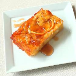 Recette gâteau grec à l'orange et à la pâte filo (portokalopita ...