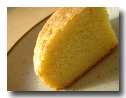 Recette de cake au citron ultra simple