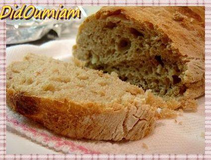 Recette de pain aux pommes de terre (sans machine à pain)