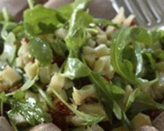 Recette salade d'artichauts