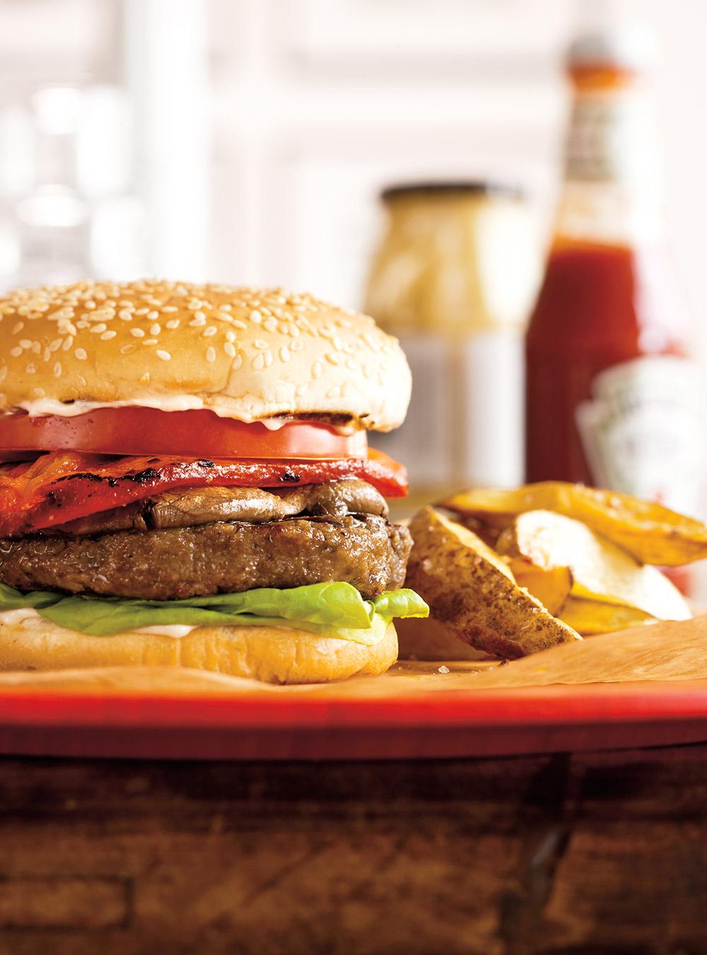 Hamburgers aux lentilles | ricardo
