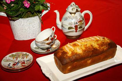 Recette de cake moelleux aux poires