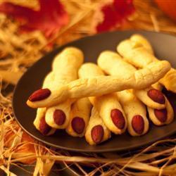 Recette doigts de sorcières pour halloween – toutes les recettes ...