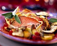 Recette filet de boeuf en feuilles de brick