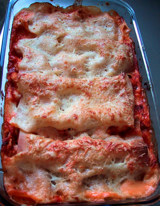 Recette de lasagnes au poulet