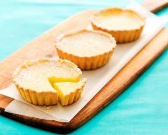 Recette tartelette à la crème de citron