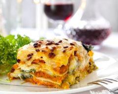 Recette lasagnes aux légumes faciles