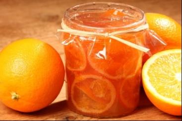 Recette de confiture d'oranges facile et rapide