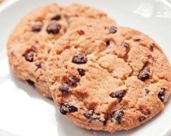 Recette cookies croquants