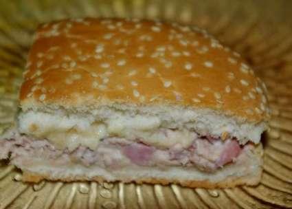 Recette de sandwich