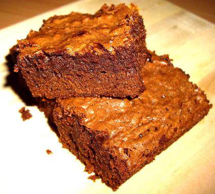 Recette de brownies aux spéculoos