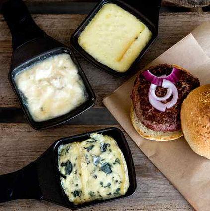 Recette de burger cheesy franchouillard