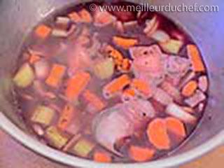 Marinade cuite  la recette avec photos  meilleurduchef.com