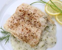 Recette poisson au citron vert et sauce au fenouil