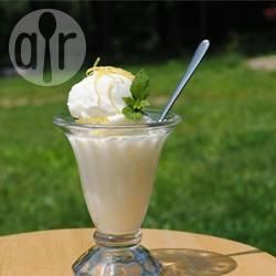 Recette glace au citron et au lait – toutes les recettes allrecipes