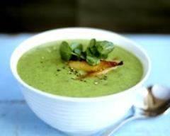 Recette soupe de cresson