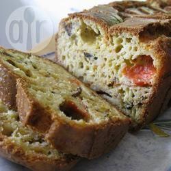 Recette cake à la tomate et au romarin – toutes les recettes ...