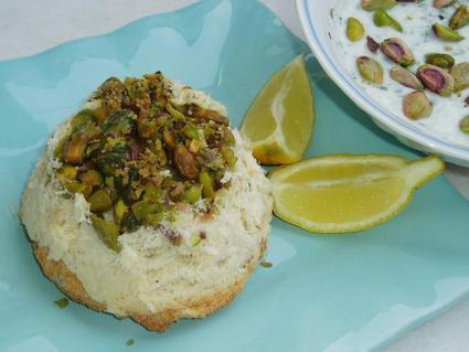 Recette de terrine de poisson aux pistaches et sauce aux herbes ...