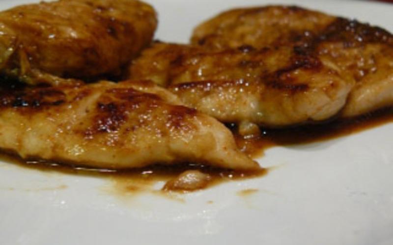 Recette poulet au sirop d'érable économique et facile > cuisine ...