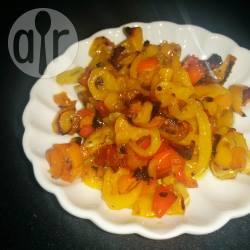 Recette poivrons grillés à l'ail et au citron – toutes les recettes ...