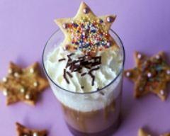 Recette crème au chocolat nutella et chantilly