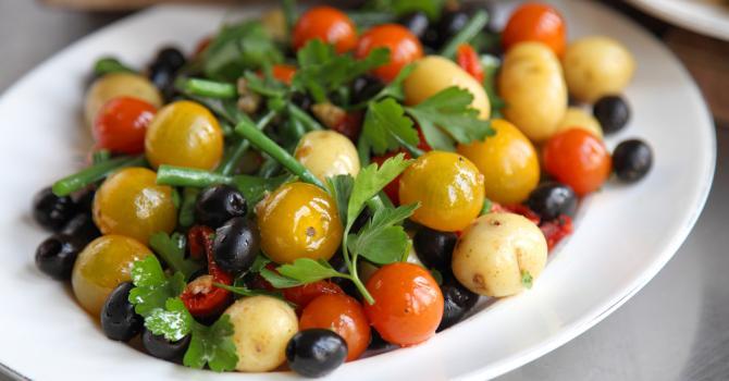 Recette de salade niçoise sans œuf