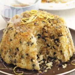 Recette pudding au citron cuit à la vapeur – toutes les recettes ...