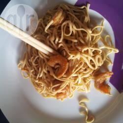 Recette noodles aux crevettes – toutes les recettes allrecipes