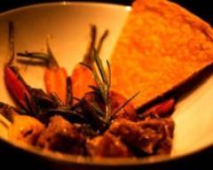 Recette navarin d'agneau printanier et ses légumes croquants