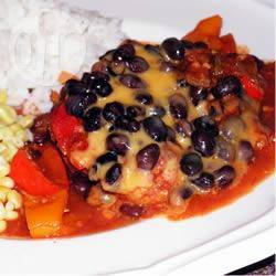 Recette poulet mexicain aux haricots noirs – toutes les recettes ...