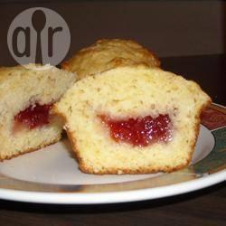 Recette muffins fourrés à la confiture – toutes les recettes allrecipes