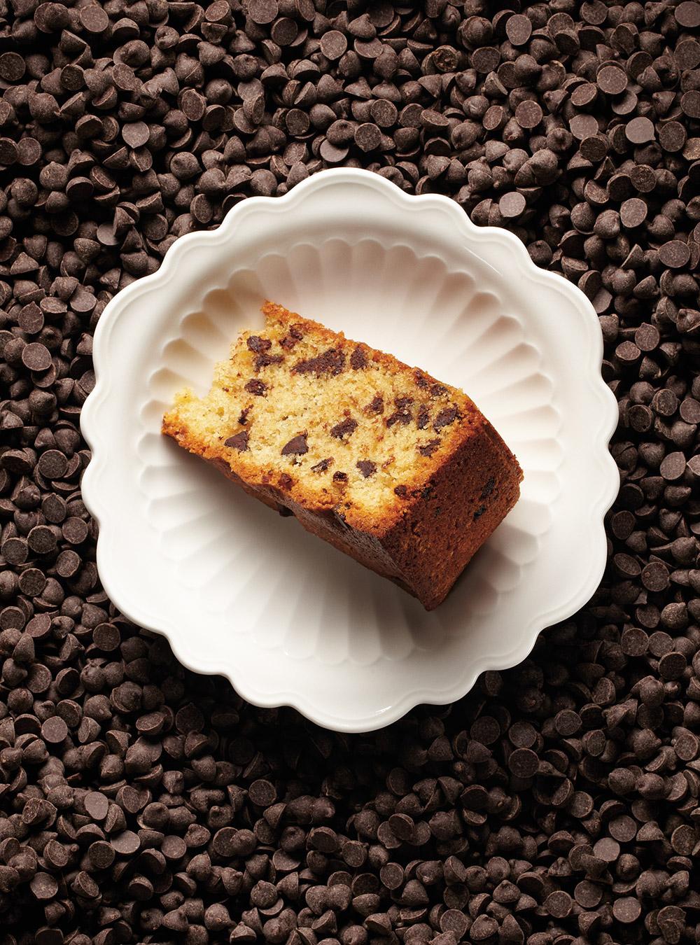 Gâteau à l'avoine et aux pépites de chocolat | ricardo