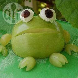 Recette pomme grenouille pour les enfants – toutes les recettes ...