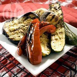 Recette légumes marinés et grillés – toutes les recettes allrecipes