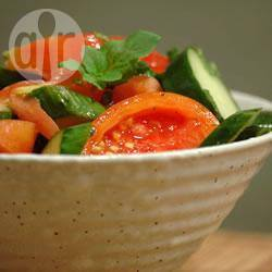 Recette salade tomate