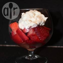 Recette fraises à la mousse au philadelphia™ – toutes les recettes ...