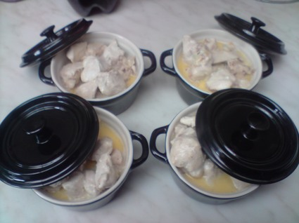 Recette de chti poulet (au maroilles)