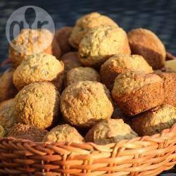 Recette muffins courgette carotte et raisins secs – toutes les ...