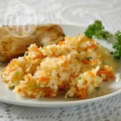 Recette riz parfumé aux carottes et au gingembre – toutes les ...