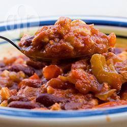 Recette chili sin carne – toutes les recettes allrecipes