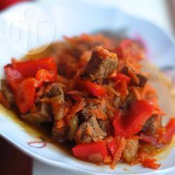 Recette goulash au poivron rouge – toutes les recettes allrecipes
