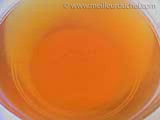 Consommé  fiche recette illustrée  meilleurduchef.com