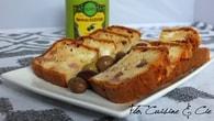 Cake jambon, feta, gruyère et olives